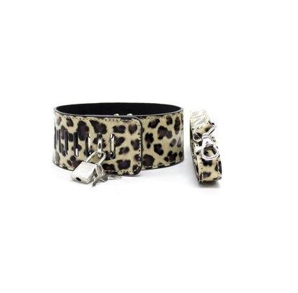 Leopard Neck Collar
