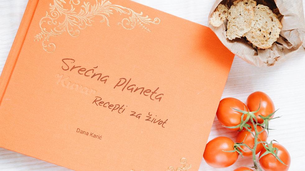 Srećna Planeta kuvar - recepti za život DELUXE