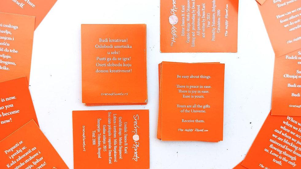 Afirmacione kartice