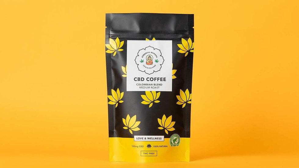 Cheerful Buddha Coffee