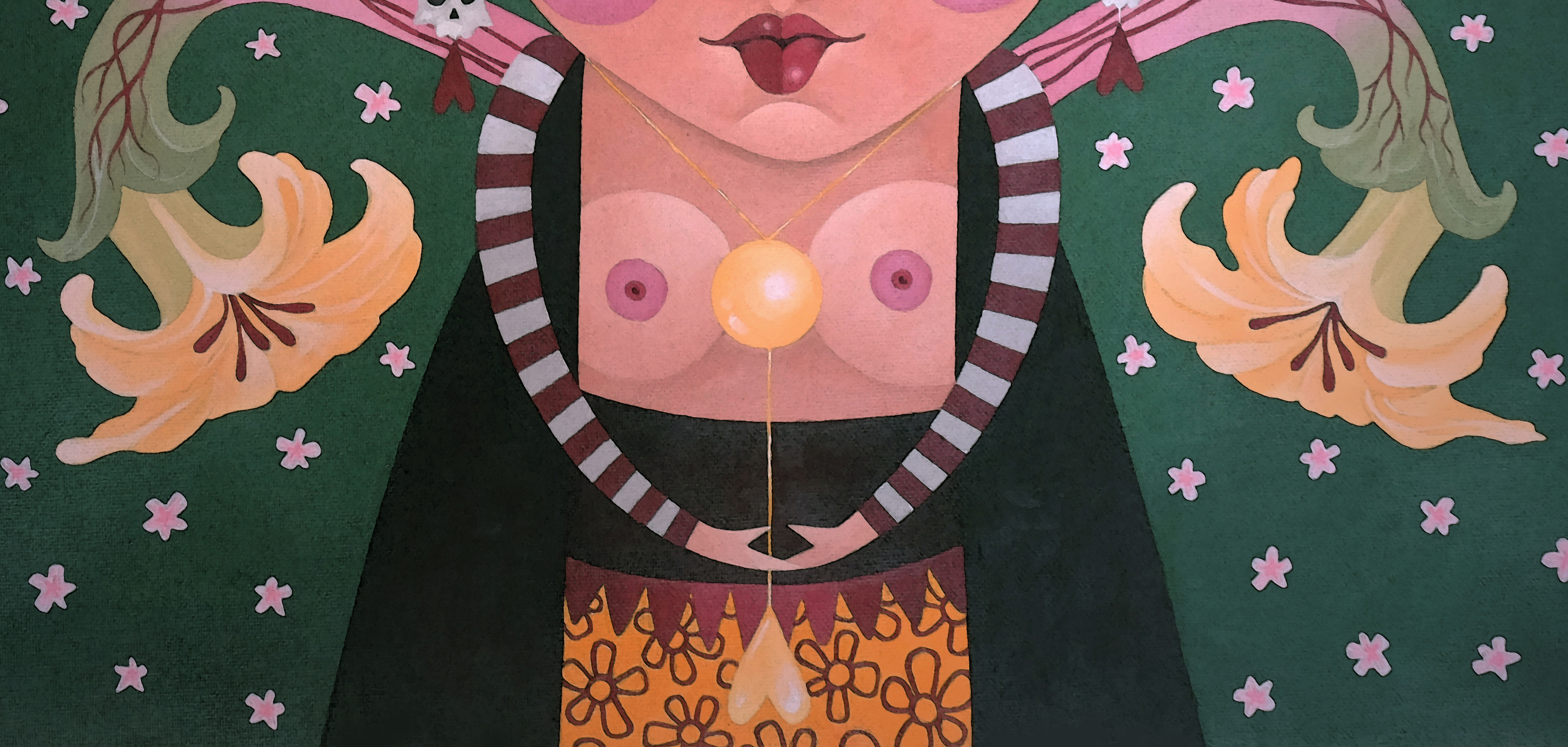 Frida - detail.