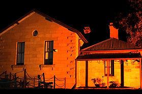 Wollombi historic village