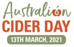 Australian Cider Day - March 13th