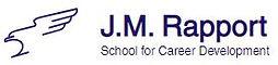 J. M. Rapport Logo White Background