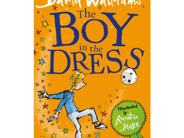 The Boy in the Dress - David Walliams