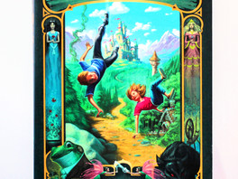 The Wishing Spell (The Land of Stories #1) - Chris Colfer