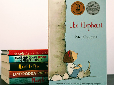 The Elephant - Peter Carnavas