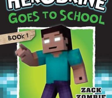 Herobrine (series) - An Unofficial Minecraft Story