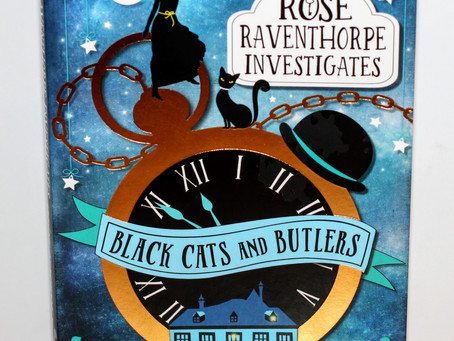 Black Cats and Butlers - Janine Beacham (Rose Raventhorpe Investigates #1)