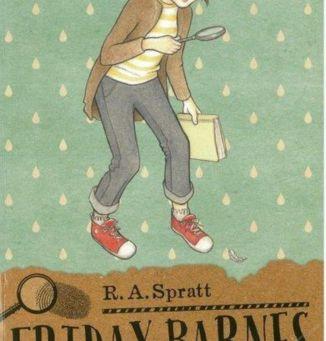 Friday Barnes - R. A. Spratt