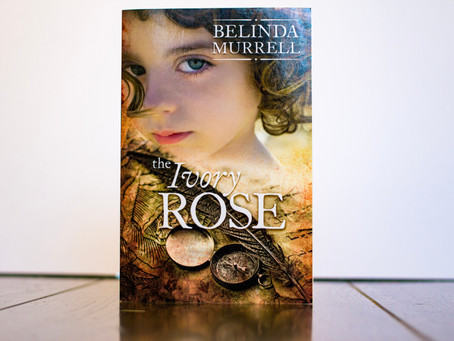 The Ivory Rose - Belinda Murrell