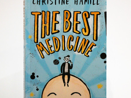 The Best Medicine - Christine Hamill