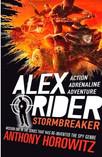 Stormbreaker (Alex Rider #1) - Anthony Horowitz