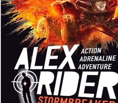 Stormbreaker (Alex Rider #1) - Anthony Horowitz