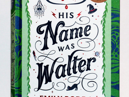 His Name Was Walter - Emily Rodda  CBCA Shortlist 2019