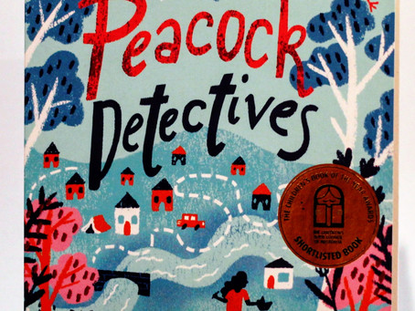 The Peacock Detectives - Carly Nugent CBCA 2019 Shortlist