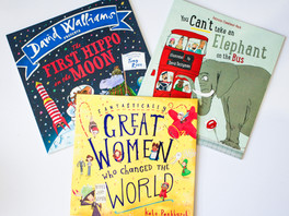 Picture Book Round up #1