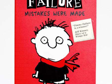 Mistakes Were Made (Timmy Failure #1) - Stephan Pastis