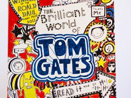 The Brilliant World of Tom Gates - L. Pichon