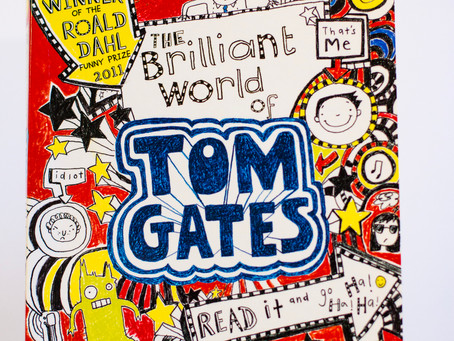 The Brilliant World of Tom Gates - L. Pichon