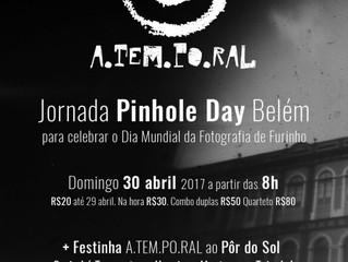 Jornada Pinhole Day Belém A.Tem.Po.Ral