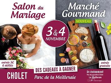 Salon du mariage Cholet
