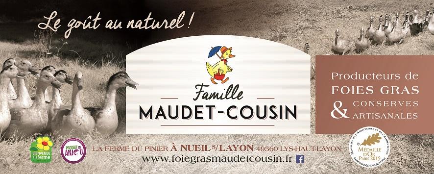 Famille Maudet Cousin