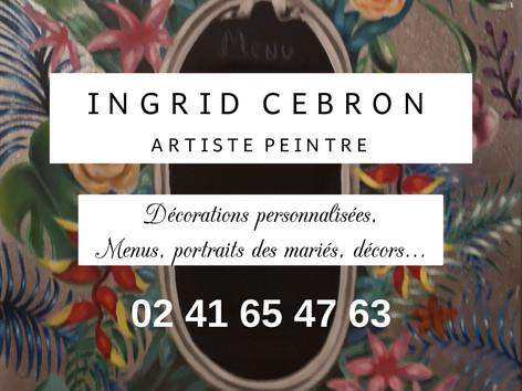 INGRID CEBRON