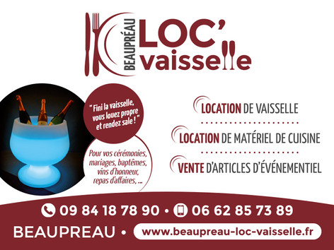 BEAUPREAU LOC'VAISSELLE