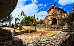 Altos de Chavon Church