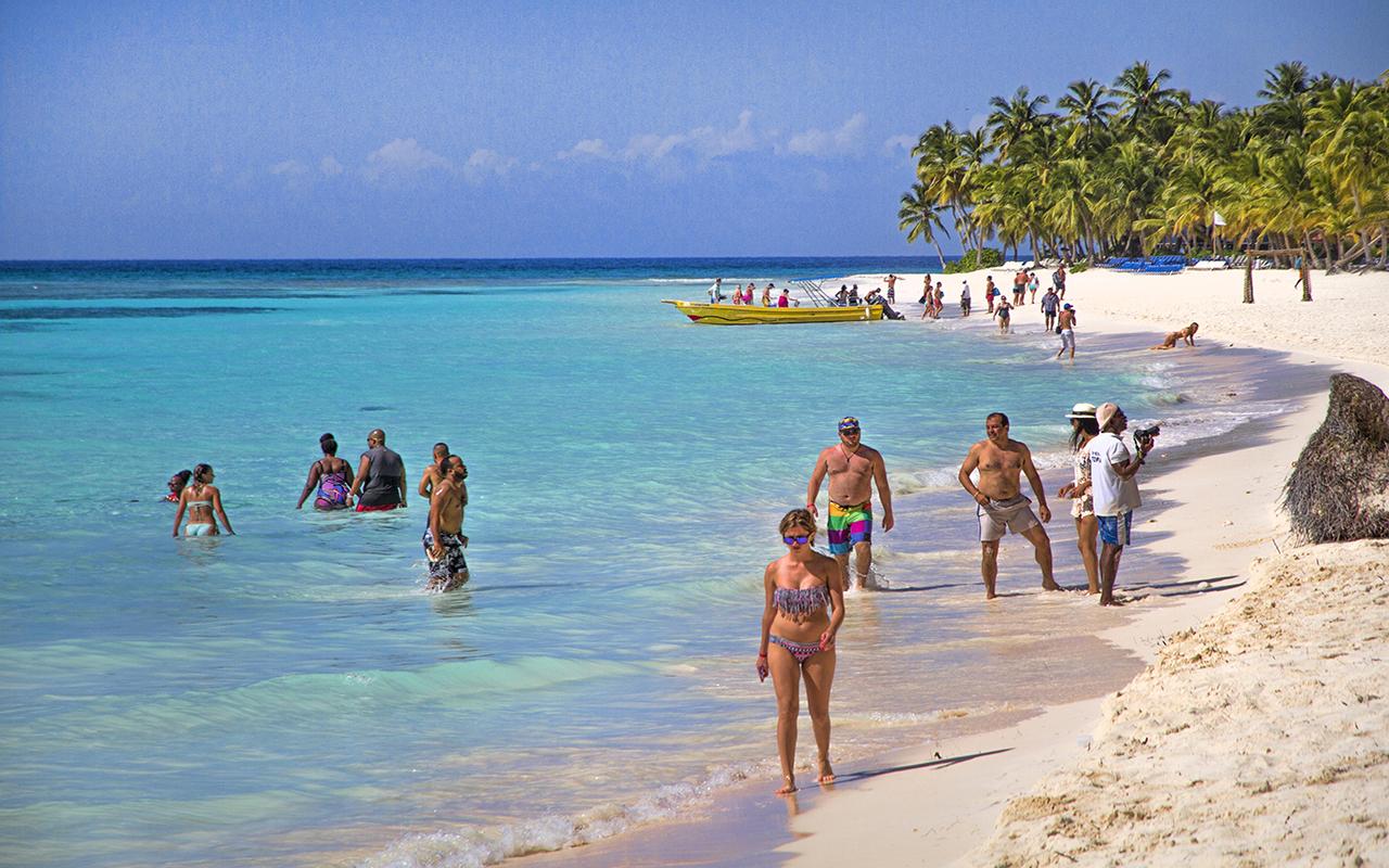 Playa Saona Caracol