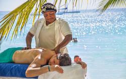 Relax en la Playa Saona Caracol