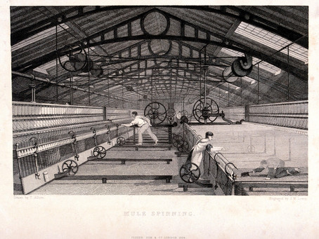 Ann Beresford, cotton spinner
