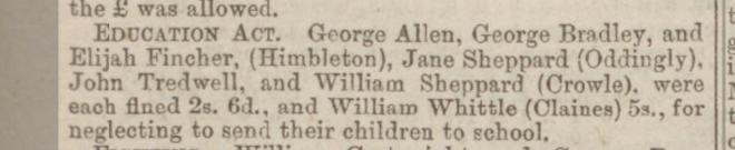 william sheppard 20 jun 1885