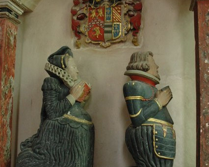 Mary James of Leigh Sinton, Worcestershire