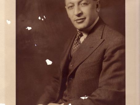Meyer Loshak from Hritsiv, Ukraine