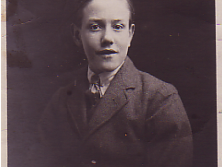 Harry Spencer of Wirksworth