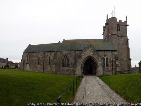 Hannah Cox of Corfe Castle