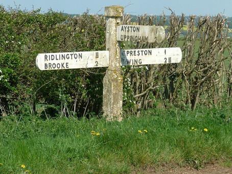 Francis Burton of Ridlington, Rutland