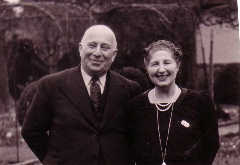 Maurice and Raye