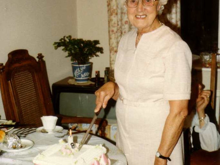 Finding Grandma's birth family