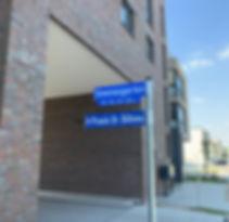 Praxis-Dr-Böhme-Eingang-Schild