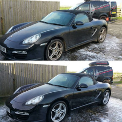 Monthly maintenance valet completed today._#mobilevaleting covering #mullion #falmouth #helston #stk