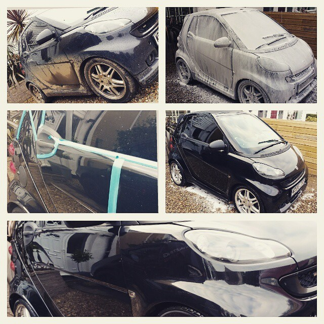 Instagram - pre sale valet  #mobilevaleting covering #mullion #falmouth #helston