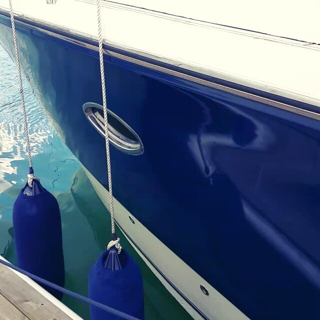 Instagram - Monthly maintenance valet  #cornwall #falmouth #truro #yacht #sailin
