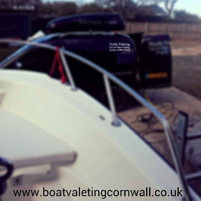 Instagram - #cornwall #valeting #boat #yacht #falmouth #porthleven#northvaleting
