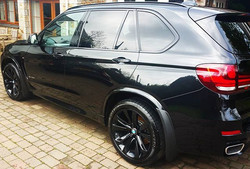Monthly maintenance valet completed  #bmw #x5 _www.northvaleting.co