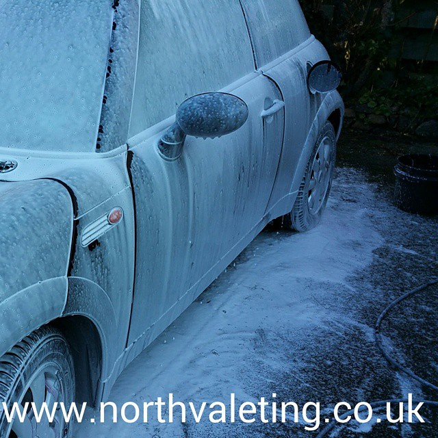 Instagram - Pre sale valet #mini #mobilevaleting #valeting #mullion #cornwall #s