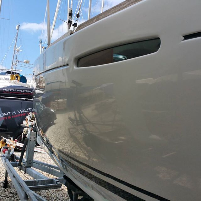 #mobilevaleting #boatvaleting #yacht #sailing #boat #falmouth #cornwall www.boatvaletingcornwall.co