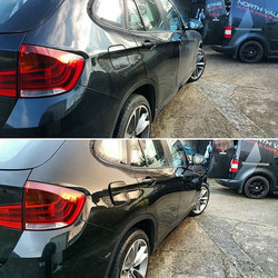 Gold valet completed with a coat of wax applied_Taking booking for January _www.northvaleting.co.uk